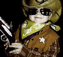 New Sheriff in town by Janette  Dengo