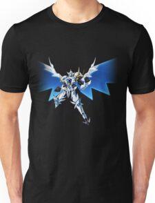 High School DXD Born Vali Lucifer White Dragon Unisex T-Shirt