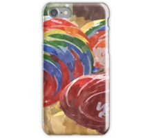 Whirly Pop iPhone Case/Skin