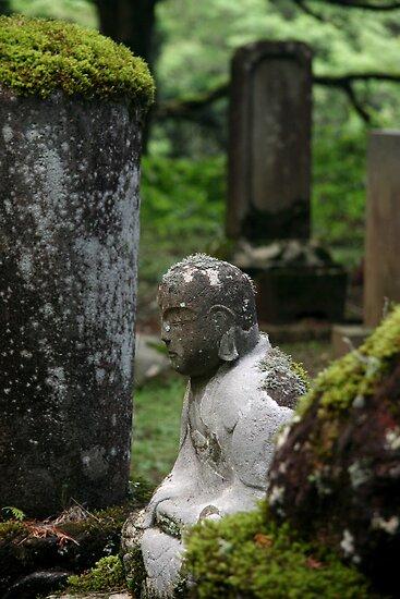 Eternal Meditation by Jennifer Chan