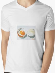 Boiled Egg! by BundyArt Mens V-Neck T-Shirt