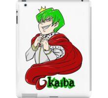 Kaiba green hair Yu-Gi-Oh! iPad Case/Skin