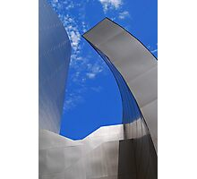 Disney Concert Hall 3 Photographic Print