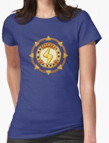 Power UP Shirt: Tech +2 Womens Fitted T-Shirt