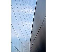 Disney Concert Hall in Los Angeles Photographic Print