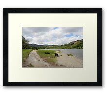 View over Rydal Water - Lake District UK Framed Print