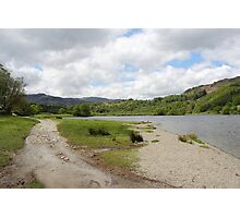 View over Rydal Water - Lake District UK Photographic Print