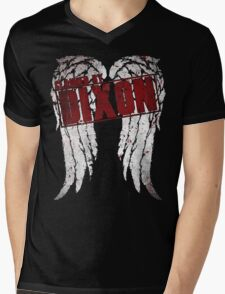 dixon claimed Mens V-Neck T-Shirt