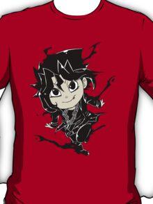 Yugi Muto Black Aibo Wicked avatar Yu-Gi-Oh! R T-Shirt