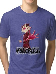 Yami Yugi Yu-Gi-OH! Mind Crush Tri-blend T-Shirt