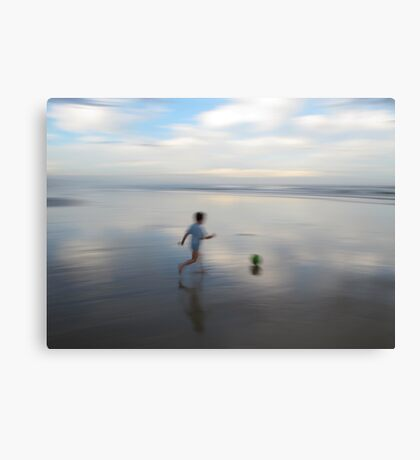 Room to Move Canvas Print