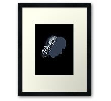 Two Souls Framed Print