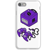 Videogame console #2 iPhone Case/Skin
