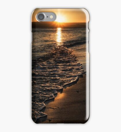 Twilight Seascape iPhone Case/Skin