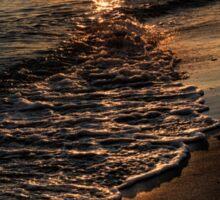 Twilight Seascape Sticker