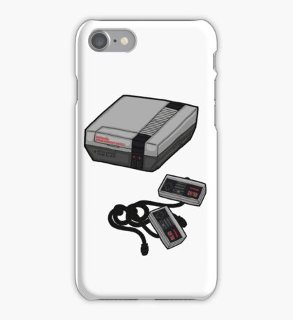 Videogame console #4 iPhone Case/Skin