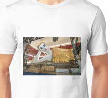 huge SMILING RECLINING BUDDHA Unisex T-Shirt