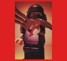 TMNT Teenage Mutant Ninja Turtles Master Shredder Custom Minifigure iPhone Case 'Customize My Minifig' Kids Tee