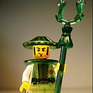 Ching Dynasty Chinese Custom Minifigure by Customize My Minifig