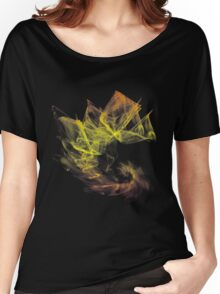 Fractal Abstract Women's Relaxed Fit T-Shirt