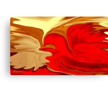 Freedom - Abstract  Art + Products Design  Canvas Print