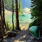 Lake Agnes by Robin Webster