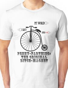 Pimpin'-Farthing Unisex T-Shirt