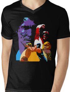 Blood and Guts Mens V-Neck T-Shirt