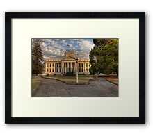 St Kilda City Hall • Melbourne • Victoria Framed Print
