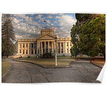 St Kilda City Hall • Melbourne • Victoria Poster
