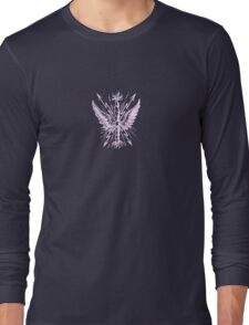 Winged Lightning  Long Sleeve T-Shirt