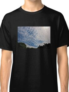 The Sun Trapped Behind the Clouds Classic T-Shirt