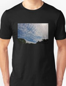 The Sun Trapped Behind the Clouds Unisex T-Shirt