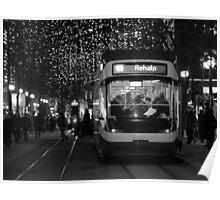Zurich Tram Poster