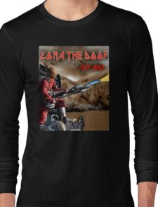 COMA - DOOF TOUR 2015 Tshirt Long Sleeve T-Shirt