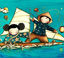 Maiden Voyage by © Karin (Cassidy) Taylor
