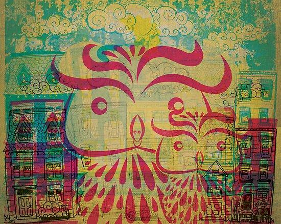 Owl City Madness by fixtape
