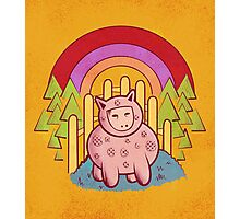 Pigsuit Photographic Print