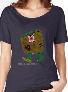 The Walking Shed! Women's Relaxed Fit T-Shirt