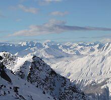 Alps by Emma Holmes