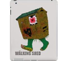 The Walking Shed! iPad Case/Skin