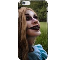 ALICE IN MADLAND iPhone Case/Skin