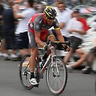 Tour Downunder - Lance Armstrong by Judith Cahill