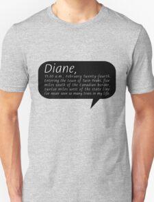 Diane, II Unisex T-Shirt