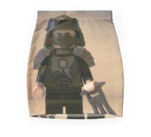 TMNT Teenage Mutant Ninja Turtles, Master Shredder Custom Minifig Mini Skirt