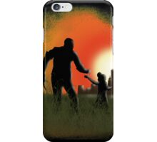Lee and Clementine iPhone Case/Skin