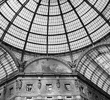 Galleria Vittorio Emanuele (Milan) - detail by sstarlightss