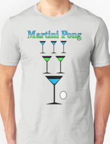 Martini Pong Unisex T-Shirt