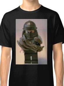 TMNT Teenage Mutant Ninja Turtles Master Shredder Custom Minifig Classic T-Shirt