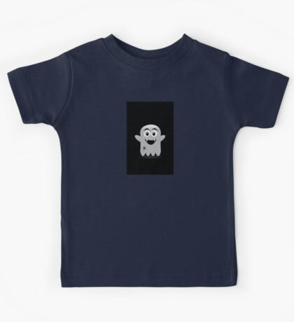 Spooky ghost Kids Tee